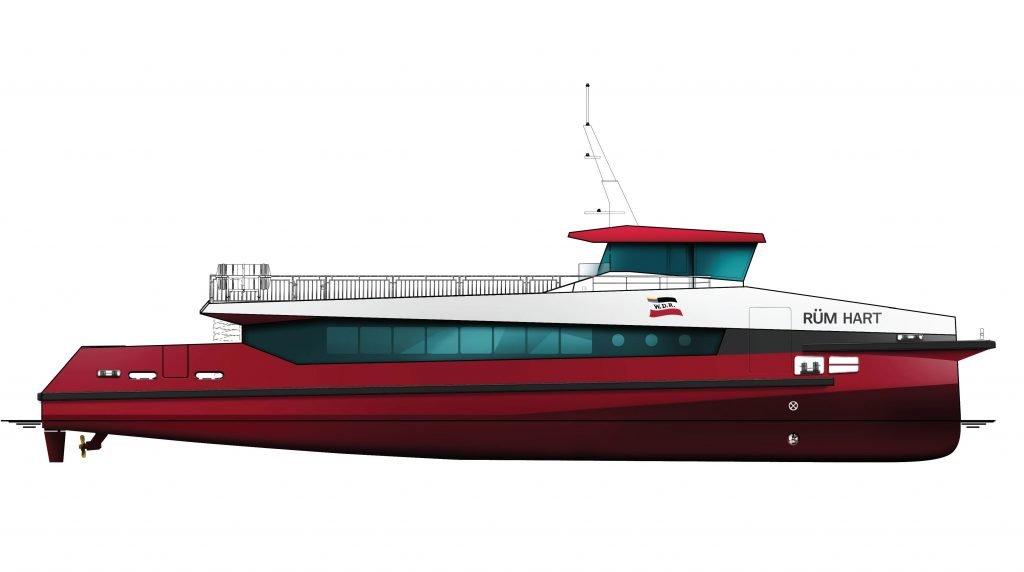 Nav/Com package deal for Dutch-built ferry - Smart Maritime