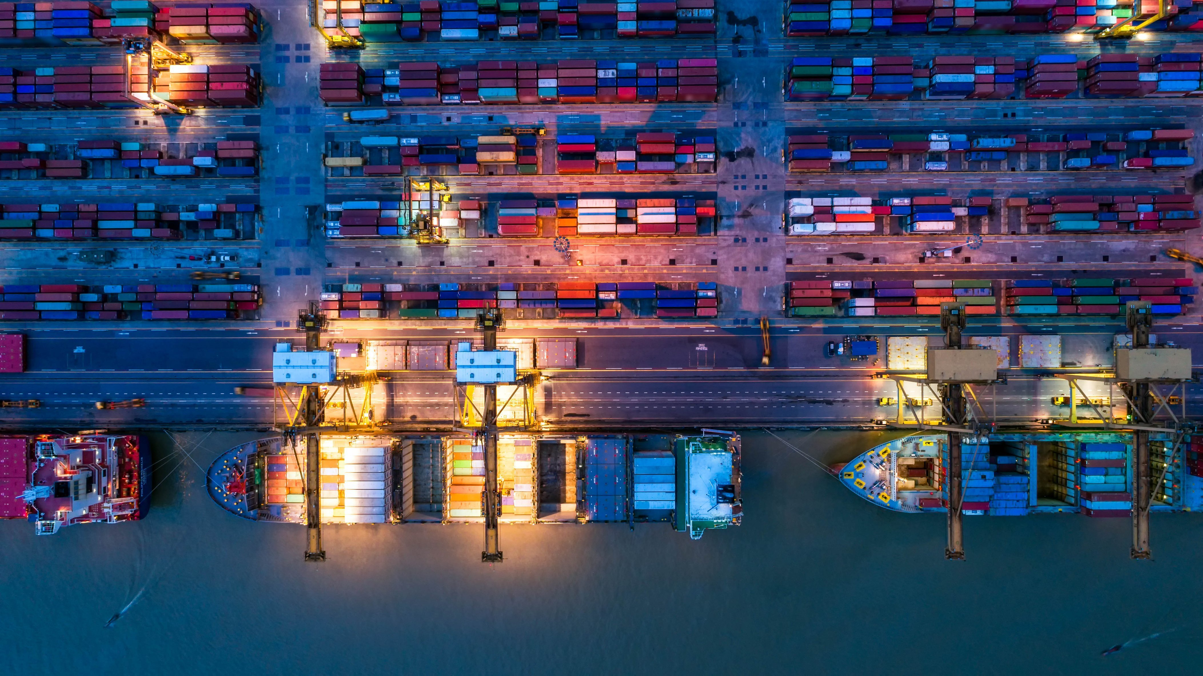 Hapag-Lloyd and ONE make TradeLens the de facto container blockchain standard