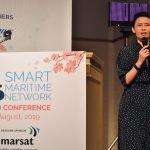 9 Enna Kitty Pan Hirata, Commercial Manager, TradeLens, AP Møller–Maersk